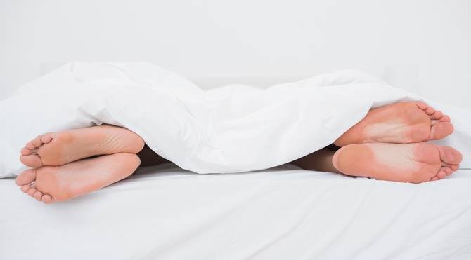Çıplak uyumak sağlıklı