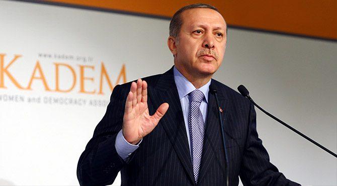 Erdoğan'ın 'Fıtrat' konuşması dış basında
