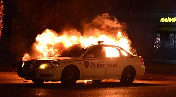 Ferguson olaylarının kronolojisi