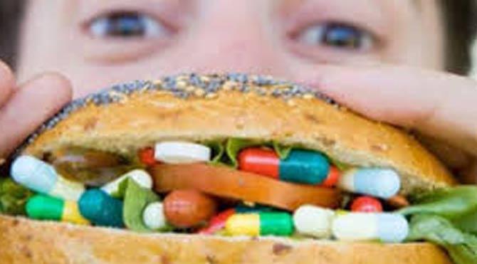Gıda bağımlılığı var!