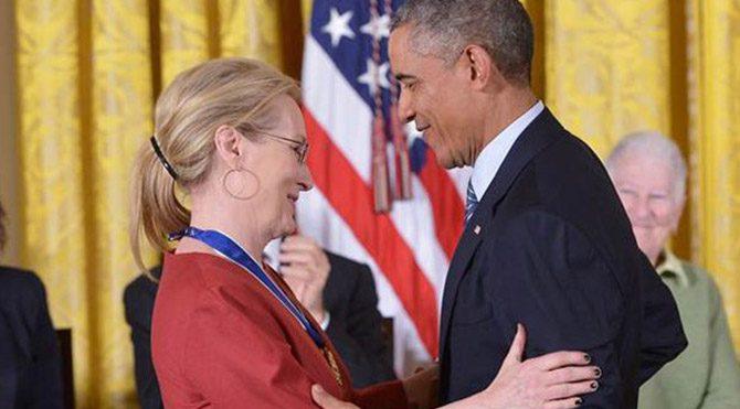Obama'dan ilanı aşk