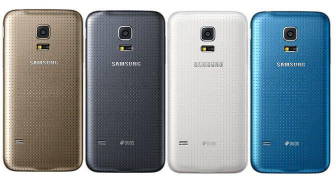 Samsung Galaxy S5 başarısız oldu