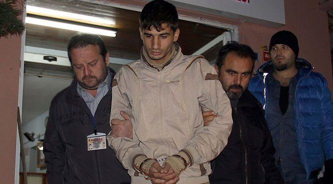 O Suriyeliler tutuklandı