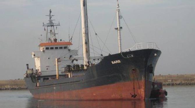 Yunanistan'da Türk gemisi alarmı