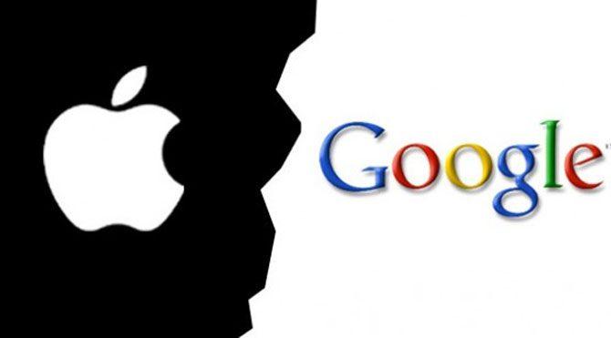 Google ve Apple yollarını ayırıyor!