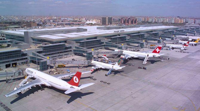 Havalimanında özel sağlık hizmetlerine son verildi!
