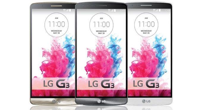 LG G3 indirime gidiyor