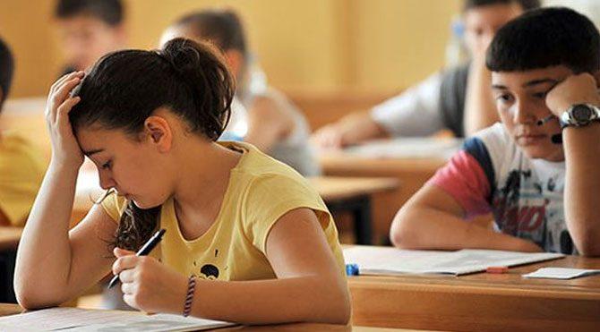 TEOG sınavı başladı ( 2014-2015 Eğitim Yılı TEOG sınavı )