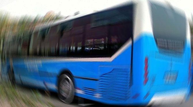 Otobüste fenalaştı, hastane öldü