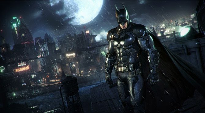 Batman: Arkham Knight'tan yeni video
