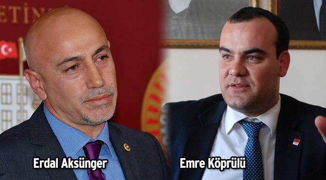 İki CHP'li Bayraktar'ı dinlemeye gelmedi