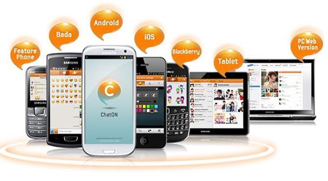 ChatOn Samsung'u çıldırttı