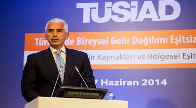 TÜSİAD Başkanı: Yolsuzluk artacak