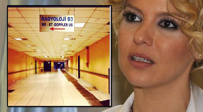 Gülben Ergen hastaneden bildiriyor