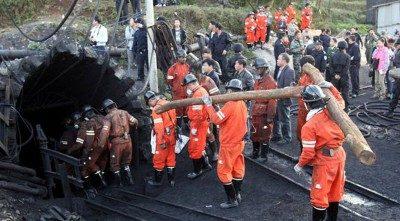 Çin'de kömür madeninde yangın: 24 ölü, 52 yaralı