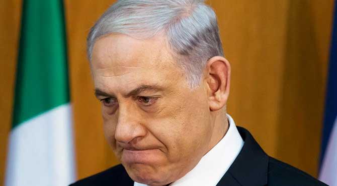 Netanyahu'ya muhalefetten istifa çağrısı