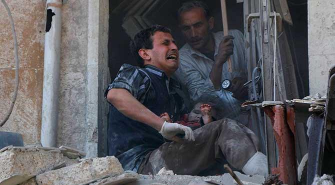 BM'den çarpıcı Suriye raporu