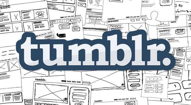Tumblr herkesi geride brıaktı