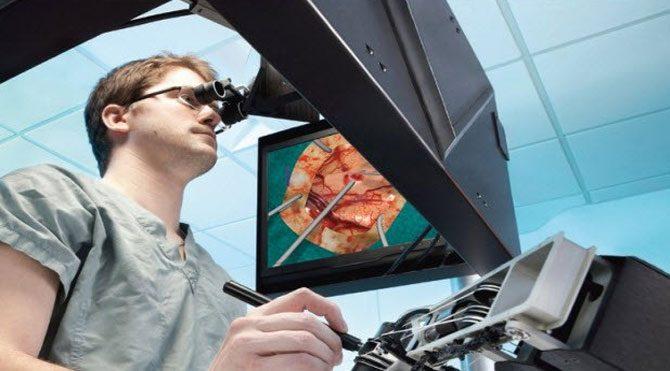 3D teknolojisi ameliyata girdi