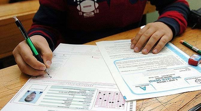 TEOG ortak sınav soruları ve cevap anahtarı yayımlandı