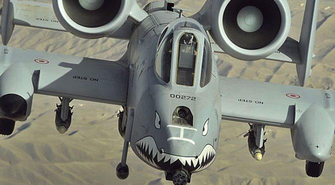 Amerika IŞİD için en etkili uçağını seçti