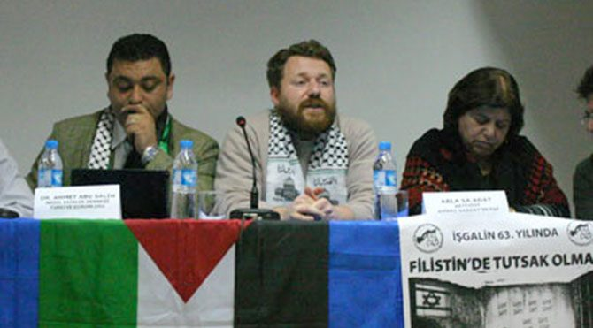 İsrail'de tutuklanan Türk serbest