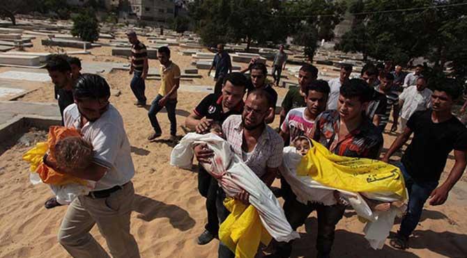 """""""Gazze'deki durum endişe verici"""""""