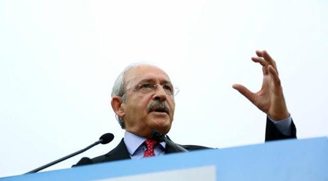 """Kılıçdaroğlu'ndan Çiçek'e """"özür dile"""""""