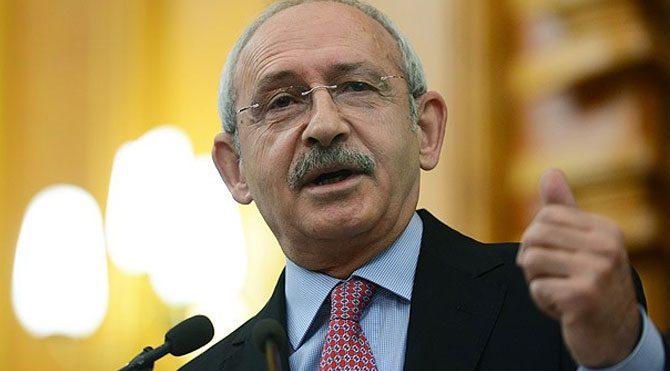 Kılıçdaroğlu'dan Davutoğlu'na MİT eleştirisi