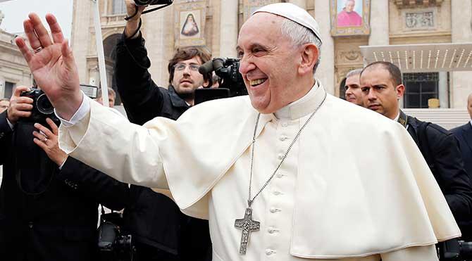 Papa: Türkiye ziyaretim barış meyveleri getirsin