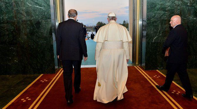 Papa'nın Türkiye ziyaretini Dünya nasıl gördü?