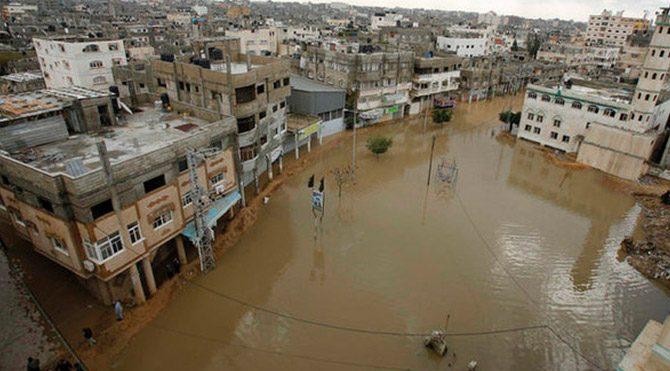 Gazze'de olağanüstü hal