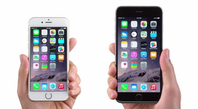 iPhone 6'dan yeni reklam