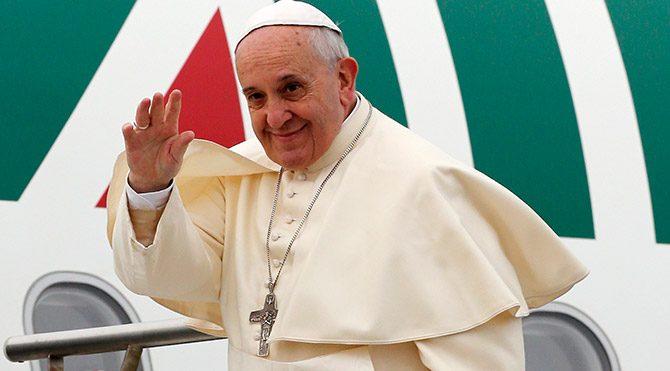 Papa'nın Türkiye ziyaretinde bir ilk