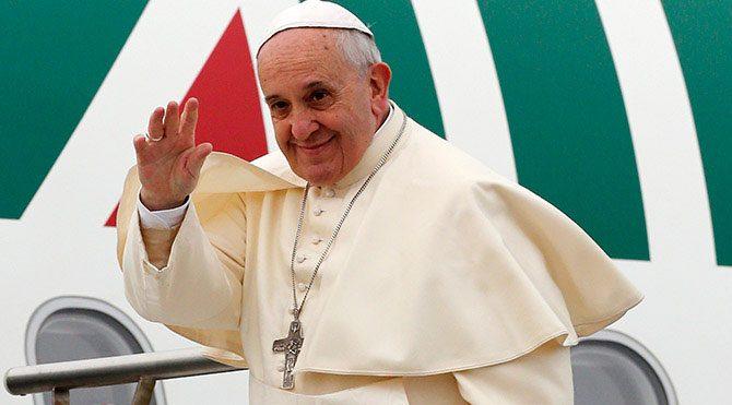 Papa Türkiye'de