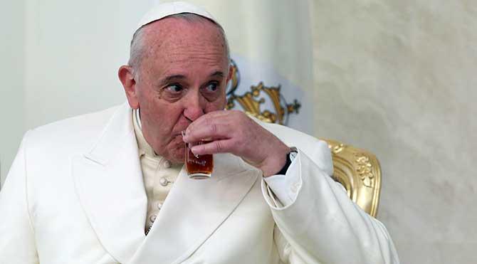 Papa'nın ismi Türkiye'de tartışma konusu