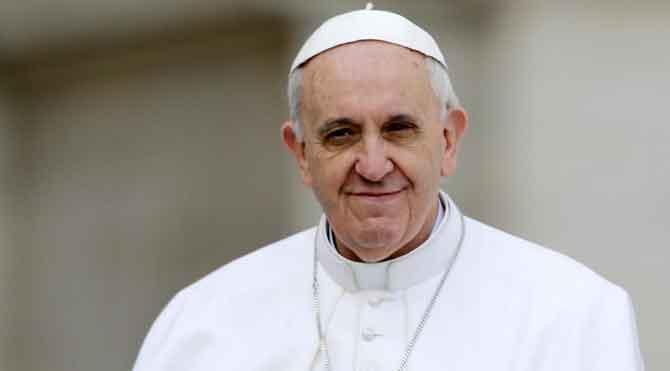 Papa Francesco Diyanet'te