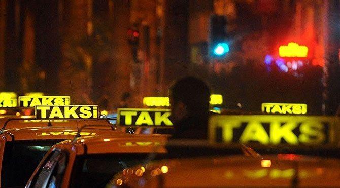 Taksilere 5 yaş sınırı geliyor!