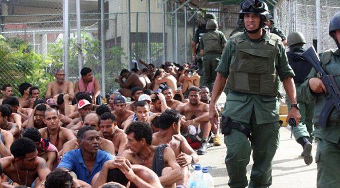 Venezuela cezaevinde isyan: 21 ölü