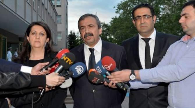 İmralı heyeti, Öcalan'la 4 saat görüştü
