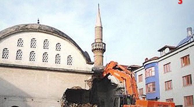 AKP'nin cami yalanları