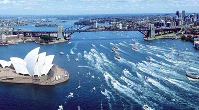 6 çocuğunu bırakıp Avustralya'ya kaçtı