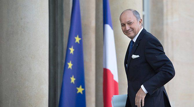Fransa Filistin için harekete geçti