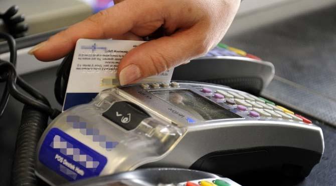 Kredi kartına 36,8 milyar lira ödedik!