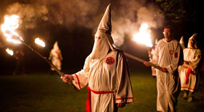 Ku Klux Klan hacklendi