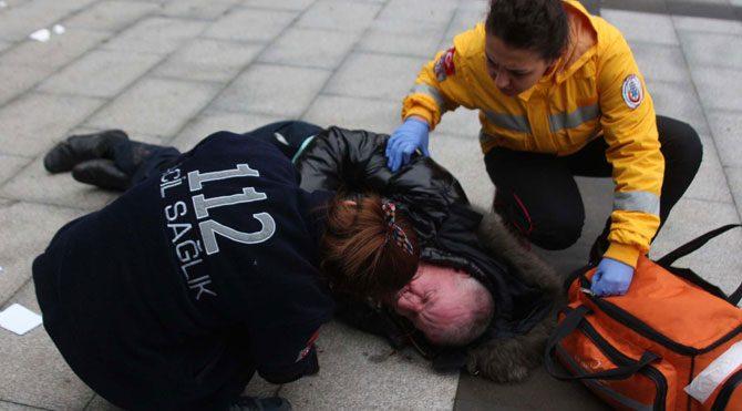 İngiliz turiste Maçka Parkı'nda saldırı!