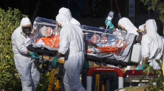 Ebola'dan ölenlerin sayısı 7 bine yaklaştı