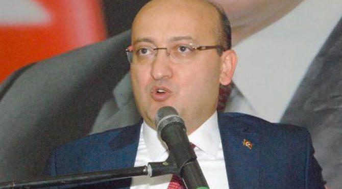 Akdoğan'dan flaş çözüm açıklaması!