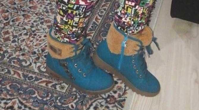 Zehirli ayakkabı paniği