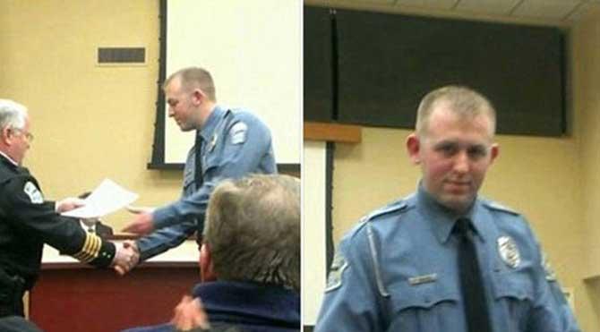 ABD'yi ayağa kaldıran polis istifa etti
